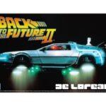 Kit 1/24 Delorean Back To The Future Part 2