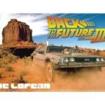 Kit 1/24 Delorean Back To The Future Part 3