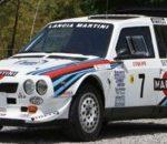 1/24 Lancia Delta S4 Rally Monte Carlo 1986