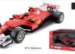 1/18 Ferrari F.1 Sf70-H (N.7 K. Raikkonen)