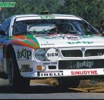 1/24 Lancia 037 Rally Jolly Club