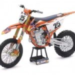 1/10 Red Bull Ktm 450Sx-F 2017 Factory Racing Team (#25 Marvin Musquin)
