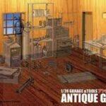 Antique Garage cod. 11104