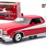 Greenlight 1:43 Starsky & Hutch  Gran Torino ( 86442 )