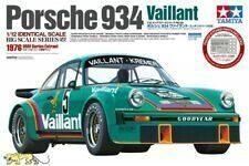 Tamiya 1:12 – Porsche 934  Vaillant