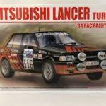 Mitsubischi lancer turbo rac 84  Beemax cod. 240022