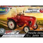 Porsche diesel junior 108 revell cod. 07820