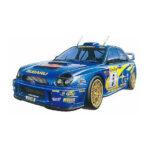 Subaru impreza wrc 2001 tmiya cod. 24240