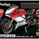 Pocher Ducati 1299 Panigale e Anniversario 2016 (scala 1/4)