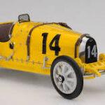 Bugatti Typ 35 gp Belgien n. 14 (Cmc)